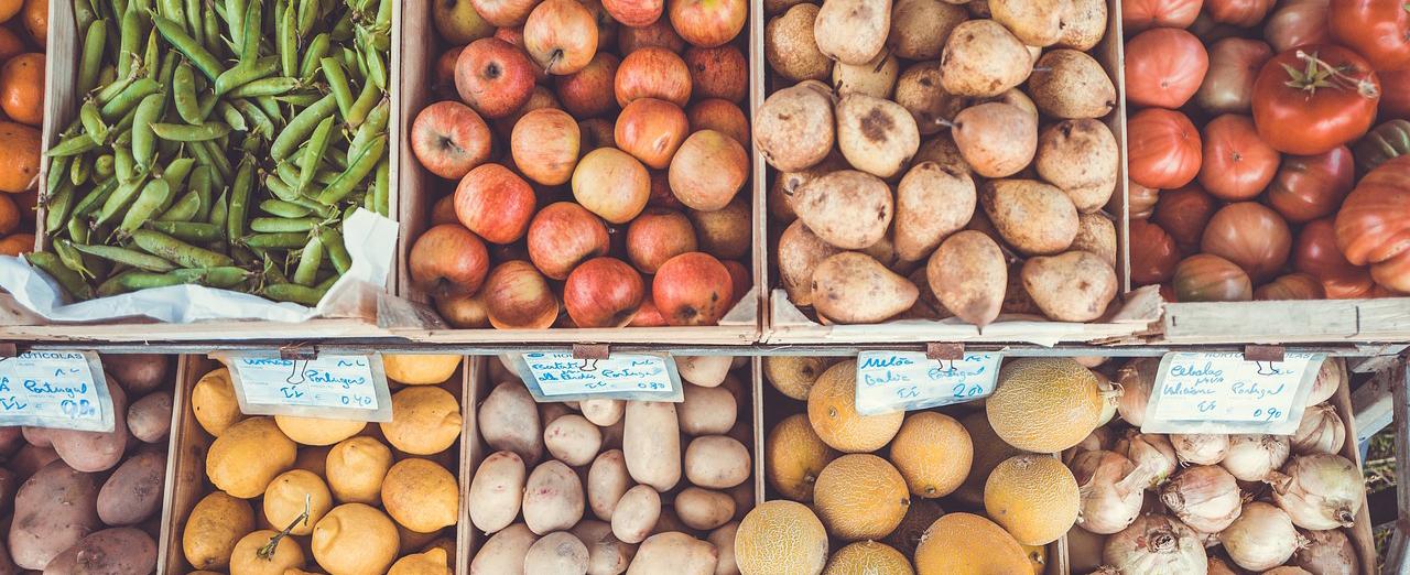Food that Heals : Vegetables & Fruits