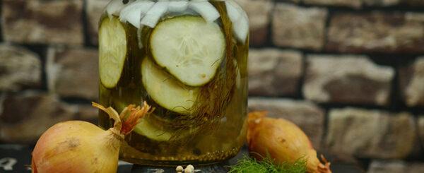 Quick Pickle Pepper Brine