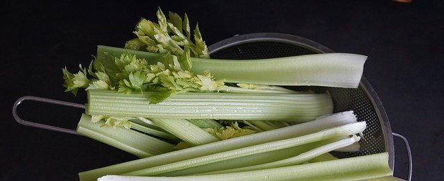 Celery Juice for Clear Skin