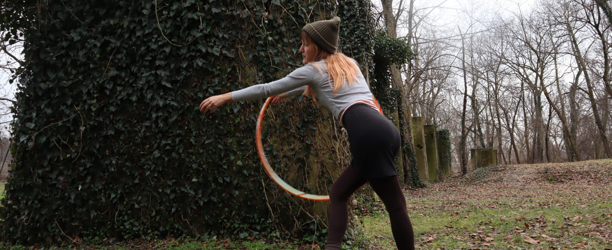 Transition from Hand-Pass to Helicopter  | Vlog 7 | Learn Hula Hoop Fitness & Dance