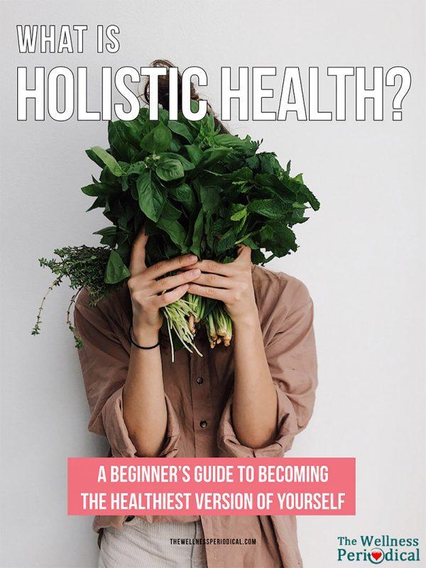 what is holistic health e-book