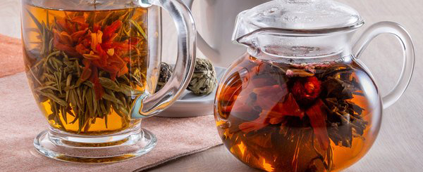 Numi Blooming Tea